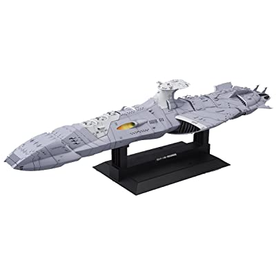 """Bandai Hobby 1/1000 First Class Astro Dreadnought Domellers-III Space Battleship Yamato 2199"""" Model Kit: Toys & Games"""