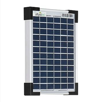 Offgridtec 5 W Solarmodul Poly 12 V Solarpanel Solarzelle 3 01