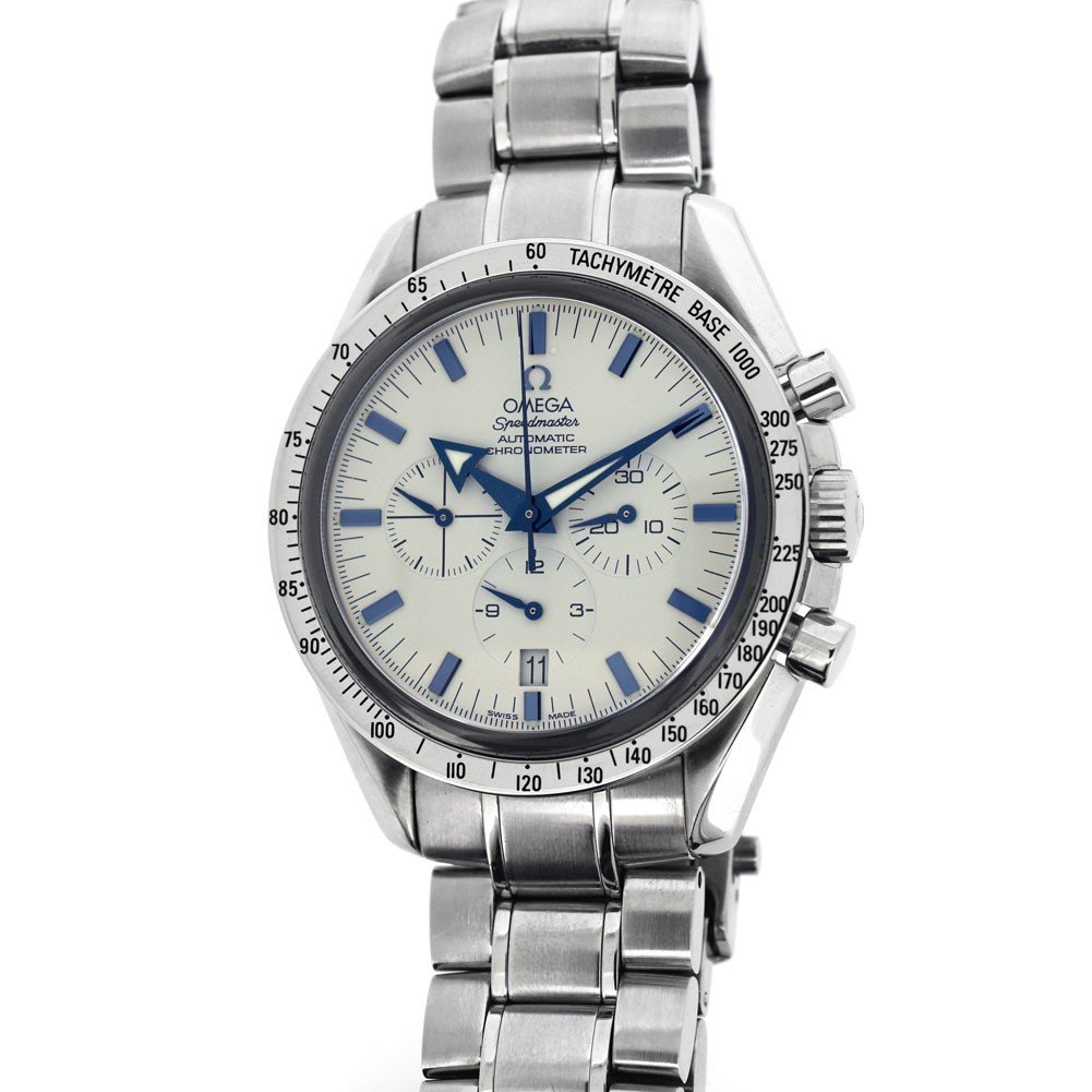 Omega Speedmaster swiss-automatic mens Watch 321.10.42.50.02.001 B (Certified Pre-owned)