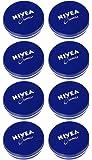 Nivea Cream 30 Ml / 1 Fl Oz Travel Size (Pack of 8)