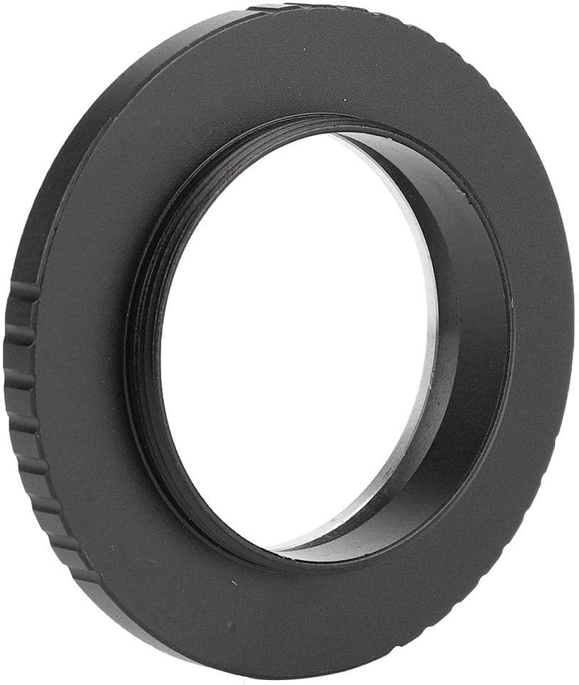 Delaman Lens Adapter Ring Portable Tamron-M42 Aluminum Alloy Lens Mount Adapter Ring for Tamron Lens to Fit for M42 Mount Camera