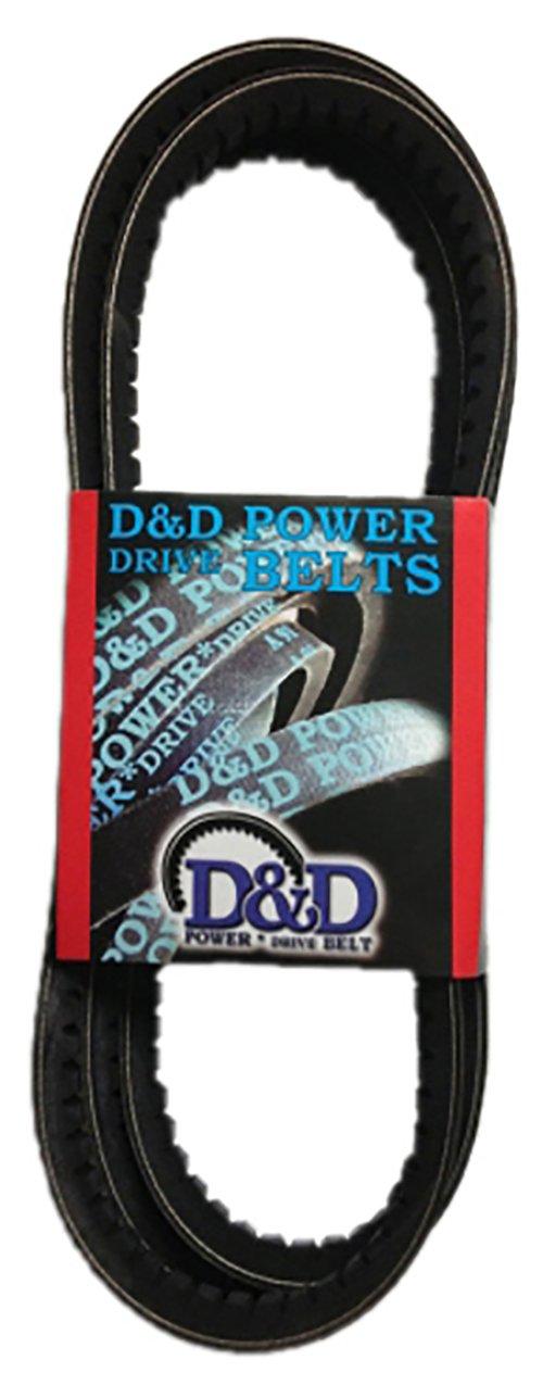 Rubber 17 1 -Band 41.77 Length D/&D PowerDrive REMF6405 Mitsubishi Motors Replacement Belt