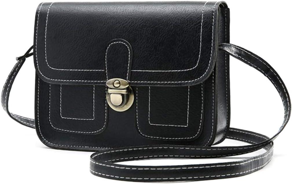 Fanspack Petit Sac Bandouliere Femme Sac port/é /épaule Mini Sac /à Main Sac /à Bandouli/ère El/égant