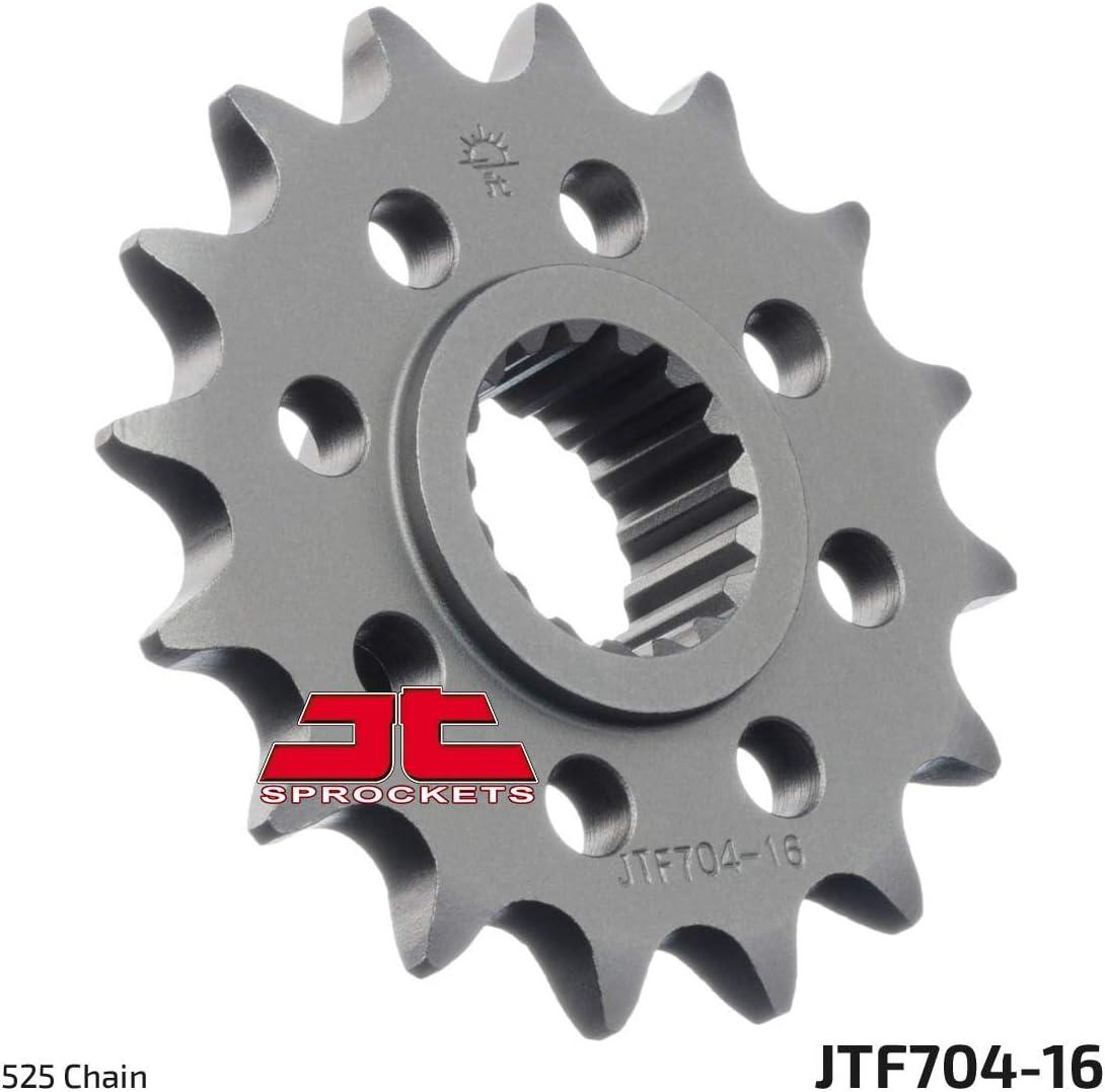 Pi/ñ/ón Delantero de Acero JT Sprockets JTF1537.15 15T