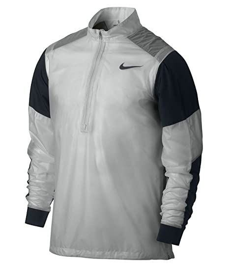 Amazon.com  Nike Golf Hyperadapt Wind Jacket (Cool Grey Anthracite ... 807420eab