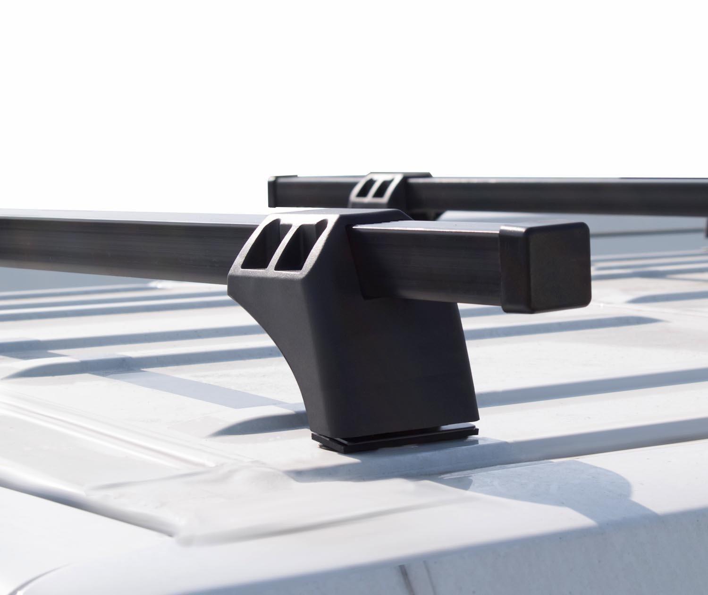 VDP kompatibel mit VW Caddy ab 2011 Dachtr/äger XL Pro 200 2 Stangen Lastentr/äger