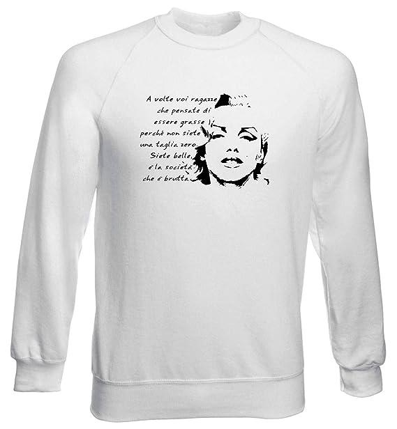 Uomo Monroe Monroe Felpa Monroe Felpa Marilyn Monroe Uomo Felpa Uomo Felpa Marilyn Marilyn Marilyn QdtshxBrC