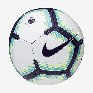 Nike PL NK SKLS-FA18 Balón de fútbol, Adultos Unisex, White/Blue ...