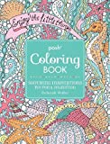 Posh Adult Coloring Book: Soothing Inspirations for Fun & Relaxation