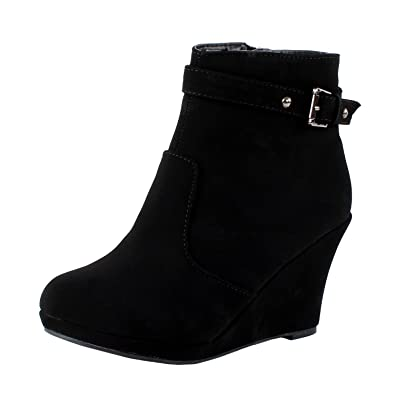 Cotton-15 Bootie Boots