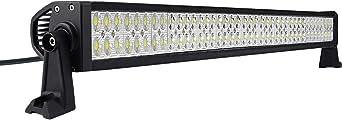 Lars360 240w Led Arbeitsscheinwerfer Auto Beleuchtung Mit 80er Combo 3w Leds Arbeitsleuchte Led Light Bar Offroad Zusatz Scheinwerfer Arbeitsscheinwerfer Wasserdicht Ip67 Für 4wd Pkw Suv Atv Beleuchtung
