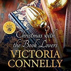Christmas with the Book Lovers Audiobook