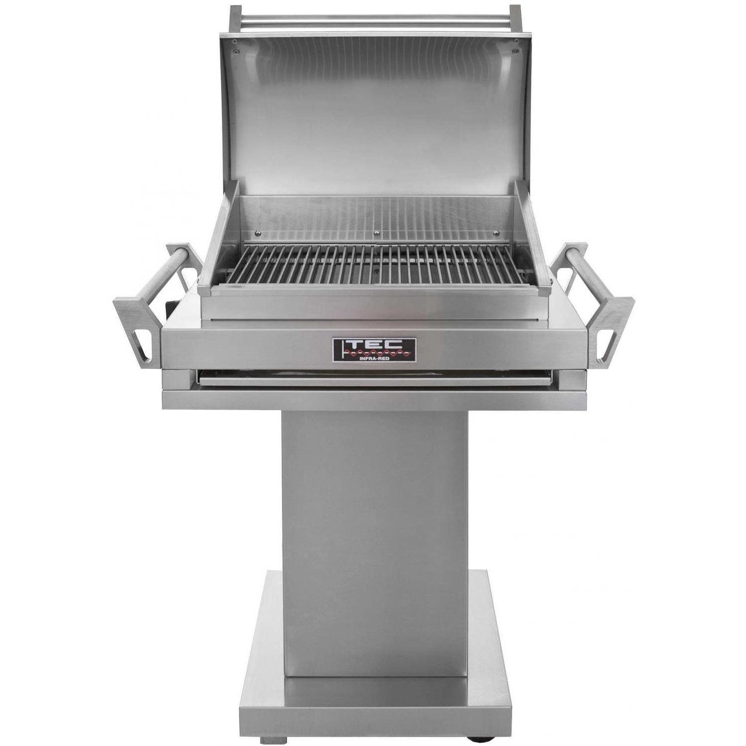 holland pedestal gas by vintage grills grill