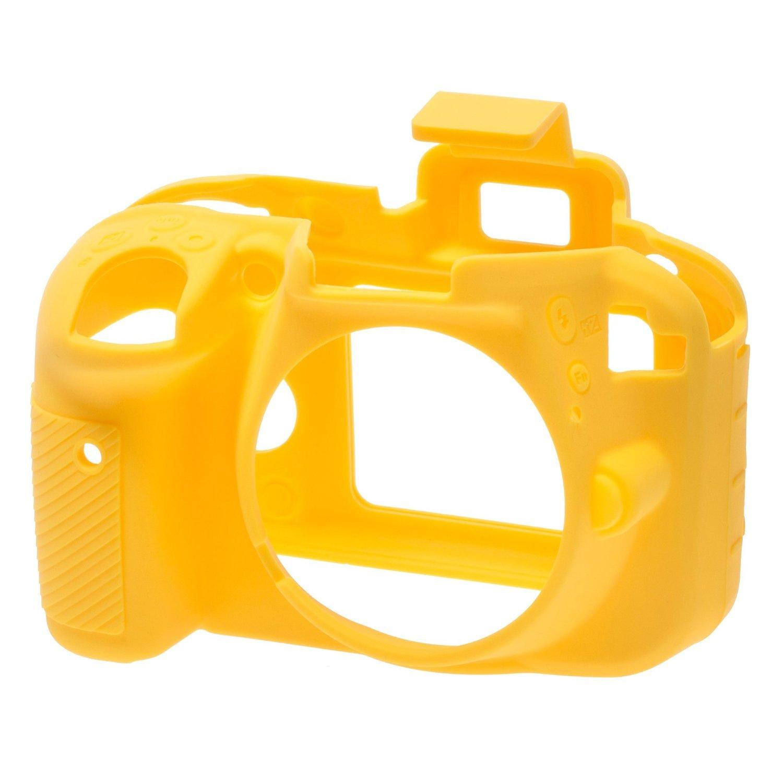 Easycover ECND3300Y - Funda de Silicona para Nikon D3300 ...