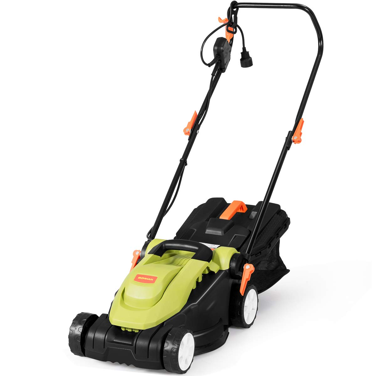 Goplus Electric Lawn Mower