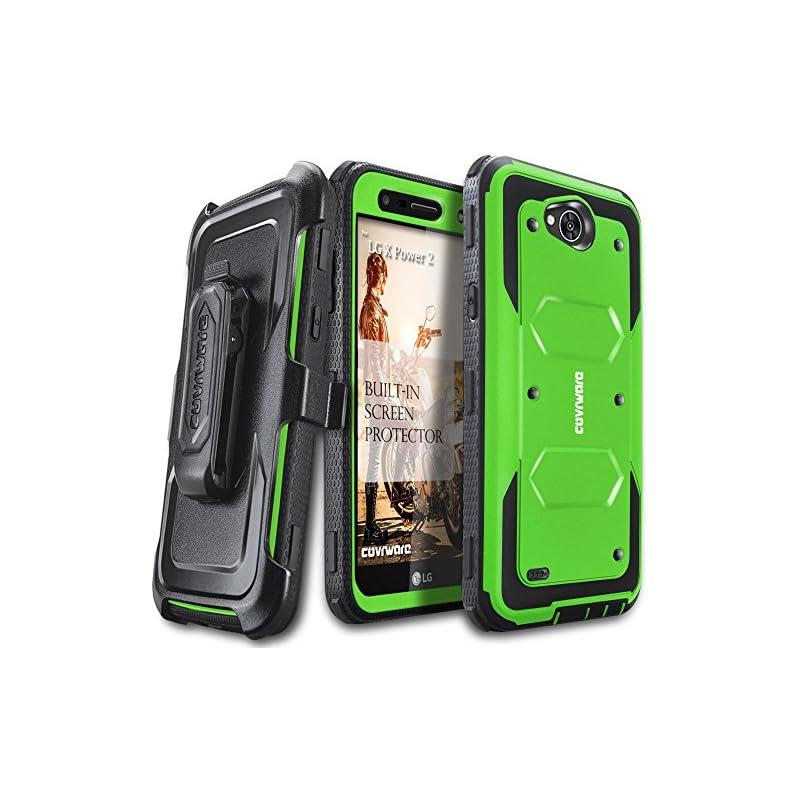 huge discount 7aca9 151de LG X Power 2 / Fiesta 2 / X Charge/Fiesta LTE / K10 Power Case ...