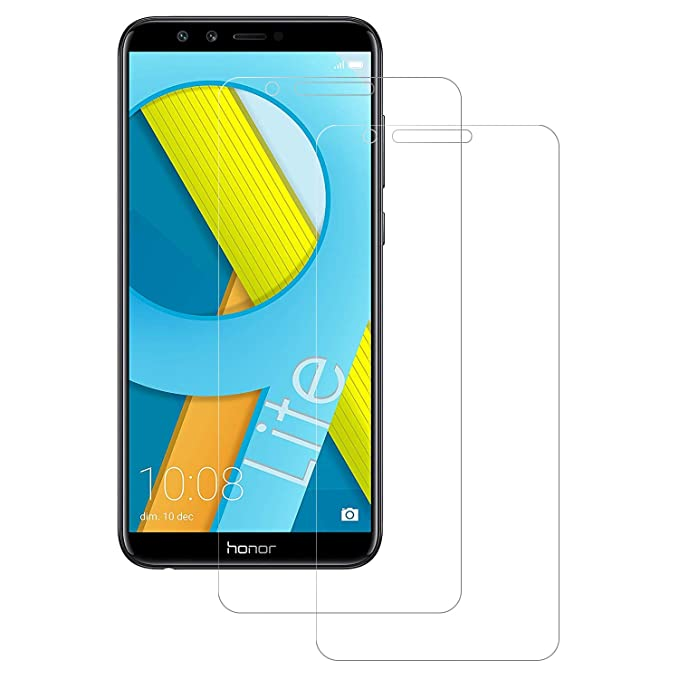 27 opinioni per Huawei Honor 9 Lite Pellicola Protettiva- [2 Pezzi] Pellicola Vetro Temperato