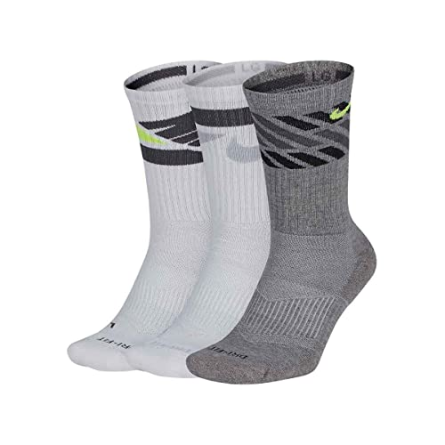 5cae8cf5027a4f Nike New Women's 3 Pack DRI-Fit Cushion No-Show Socks: NIKE: Amazon.ca:  Clothing & Accessories
