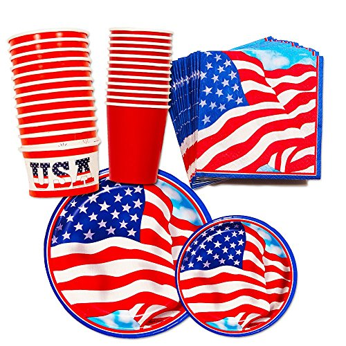 fourth of july party supplies - 4
