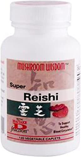 Super Reishi Mushroom Supplement