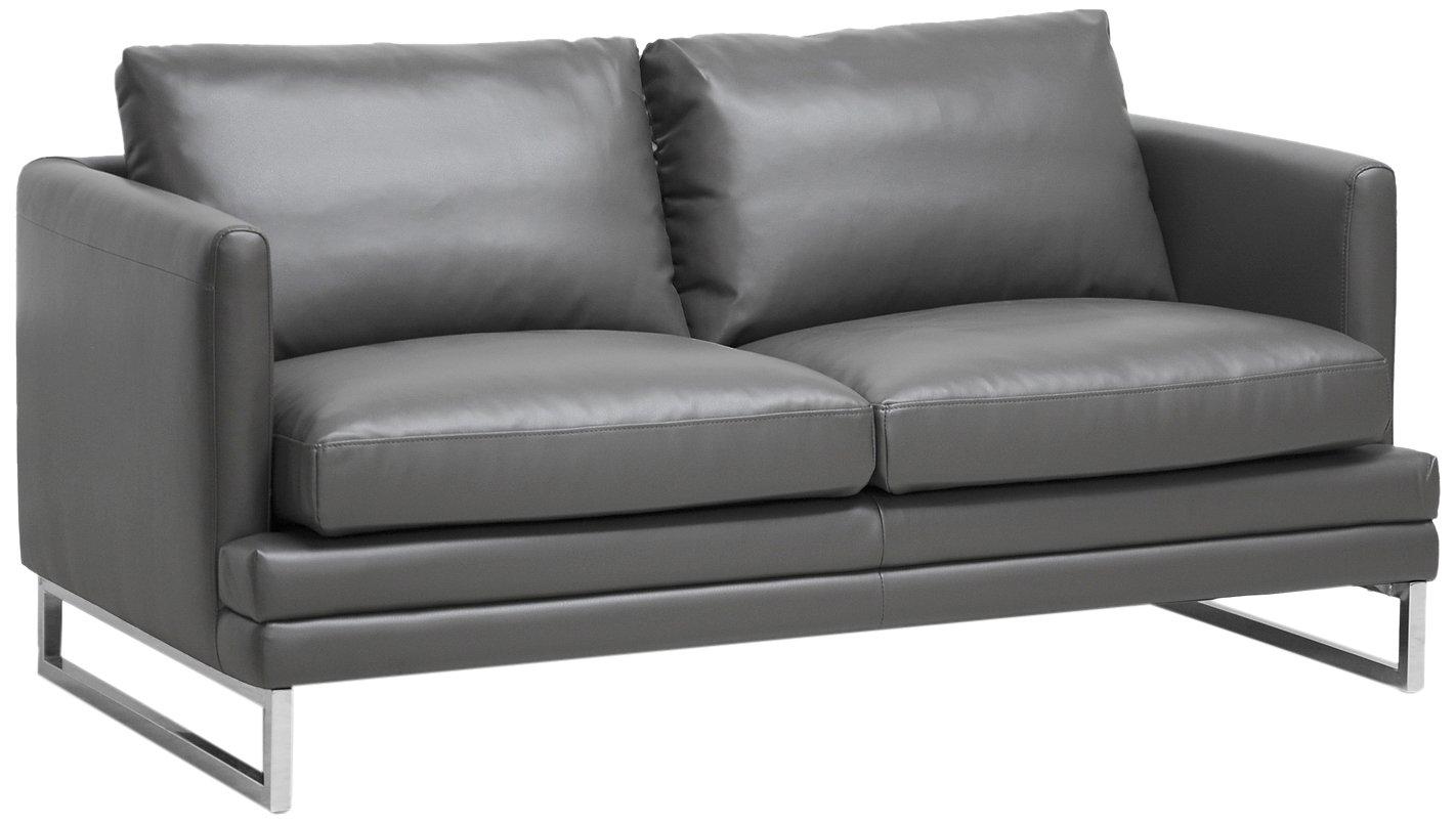 Astounding Amazon Com Baxton Studio Dakota Leather Modern Sofa Set Creativecarmelina Interior Chair Design Creativecarmelinacom
