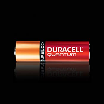 Amazon.com: Duracell Quantum Alkaline AA Batteries - 36