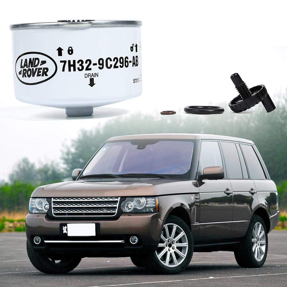 AFfeco Filtre /à Carburant LR009705 pour Land Rover Range Rover Sport 2007-2013 LR3 LR4