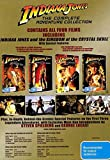 Indiana Jones Complete 5-Disc DVD Box Set