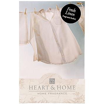 Pochette Parfumée pour armoire - Linge frais: Amazon.fr: Beauté et on