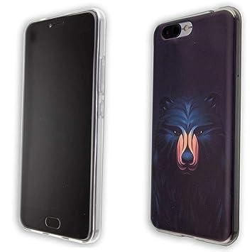 d12eb4df210 Funda UMI UMIDIGI Z/Z Pro TPU-Carcasa, Protección contra choques para el  Smartphone (Funda Carcasa en Diseño): Amazon.es: Electrónica