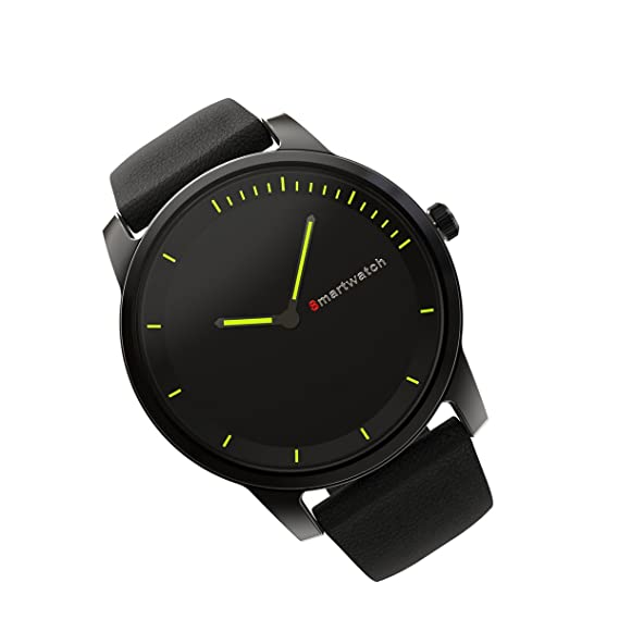 IP68 impermeable reloj inteligente Bluetooth 4.0 totalmente redondeadas Bluetooth reloj para natación iphone Android Smartphones y