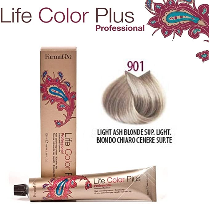 Farmavita Life Color Plus Tinte Capilar 901-100 ml