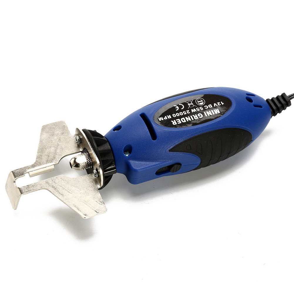Adealink 12V Chain Saw Sharpener Chainsaw Electric Grinder File Pro Tools by Adealink (Image #5)