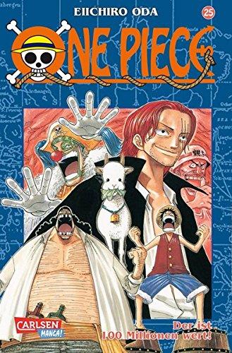 One Piece, Band 25: Der ist 100 Mille wert!