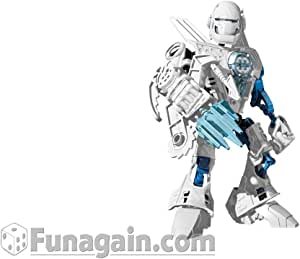 LEGO Hero Factory Preston Stormer Figura de construcción - Figuras ...