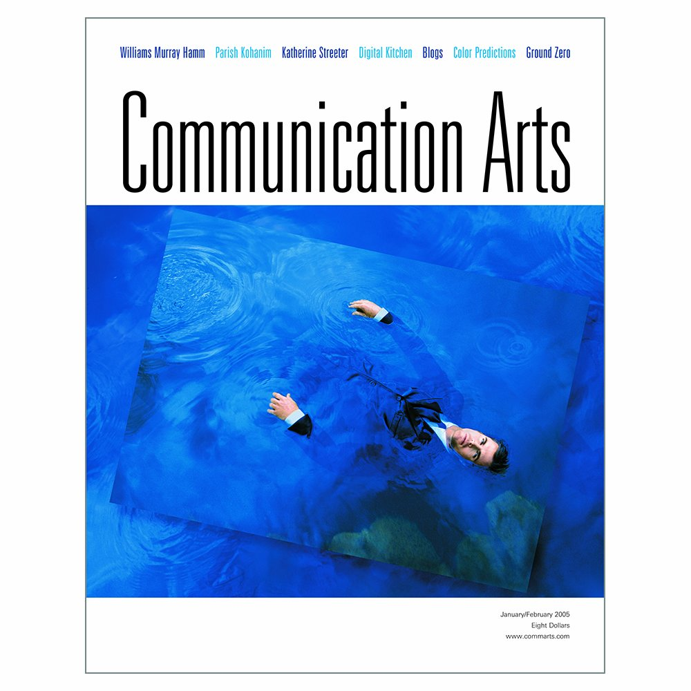 Download Communication Arts 2005 January/February Issue (Volume 46, Number 8) (Communication Arts) PDF