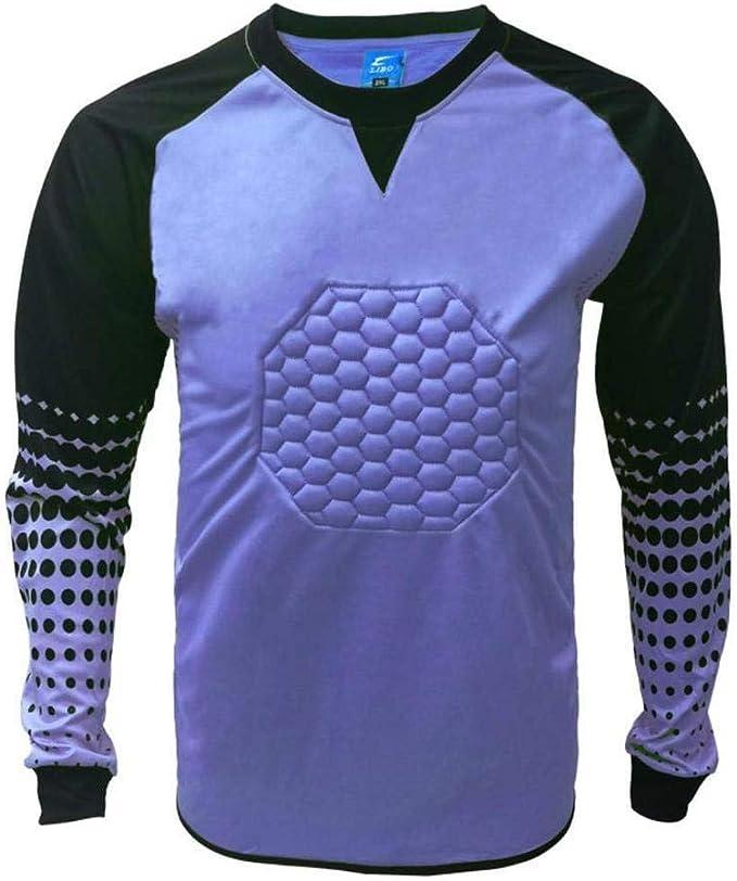 Amazon.com: 1 Stop - Camiseta de portero de fútbol para ...