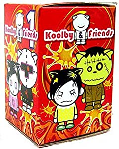 Sweepstakes: Assorted Designer Toys Koolby and Friends…