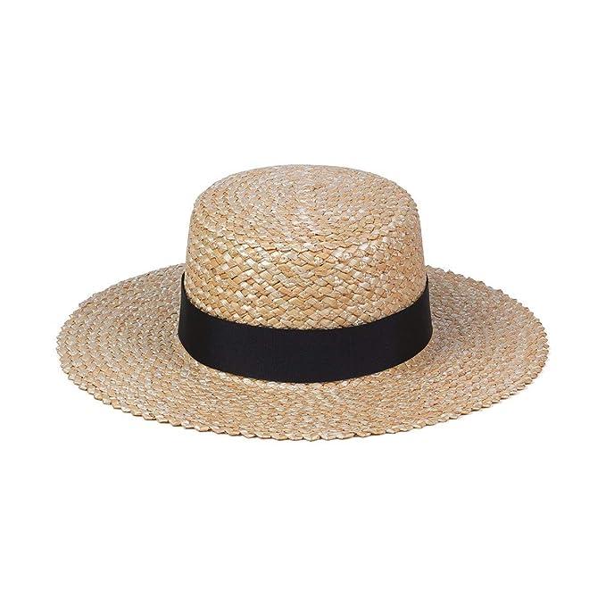Amazon.com: Lack of Color Rico - Sombrero de paja para mujer ...