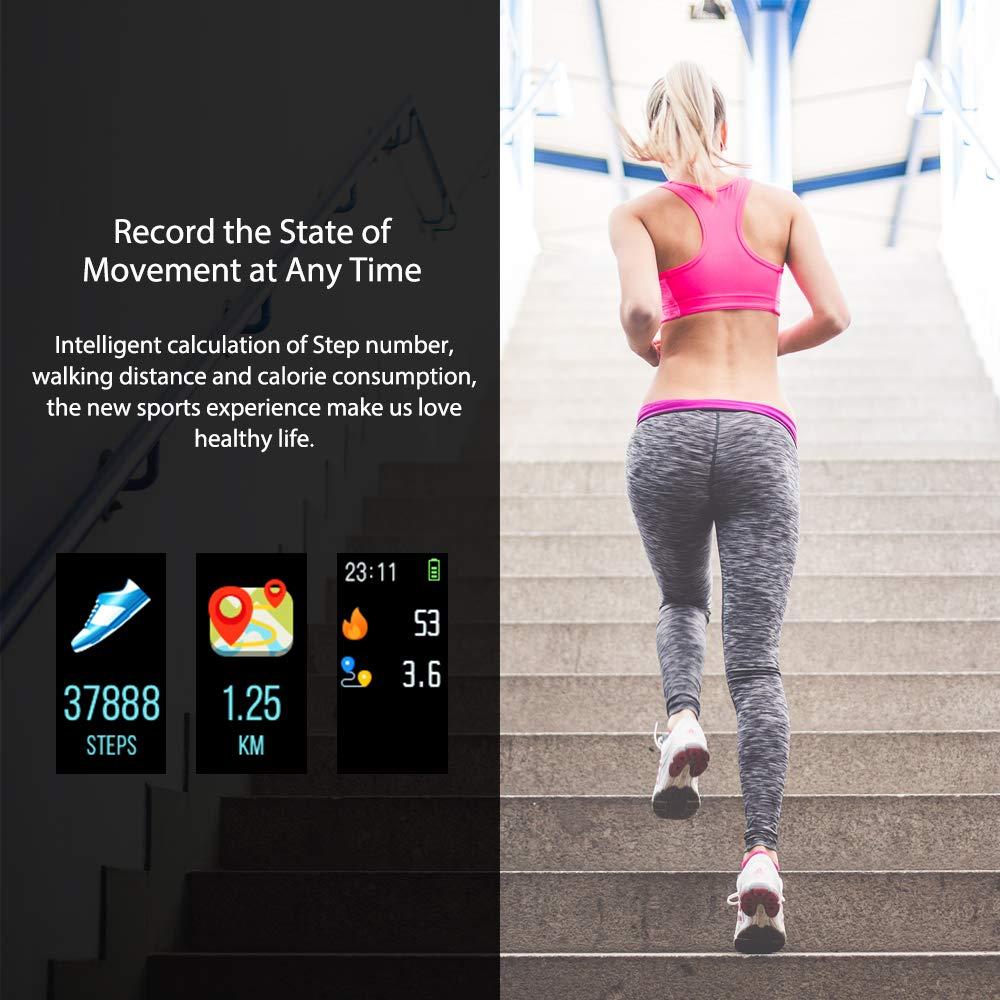 Fitnessgeräte Schrittzähler Fitness Schrittzähler Läuft Entfernung Calorie Schritt Tracker Neueste Wasserdichte Gesunde Handgelenk Sport Strap Schrittzähler Weihnachten Geschenk Kunden Zuerst