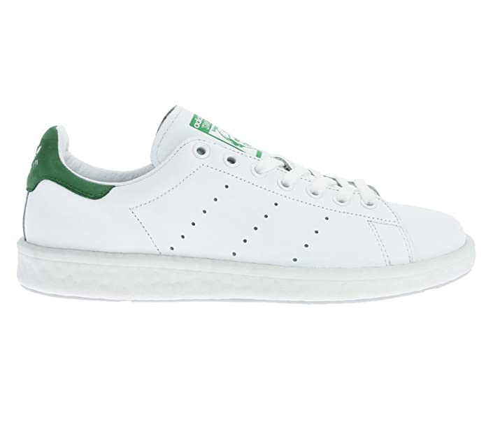 the best attitude 0bf2b 173c1 adidas - Basket Stan Smith Bb0008 BlancVert - Couleur Blanc - Taille 36  23 Amazon.fr Chaussures et Sacs