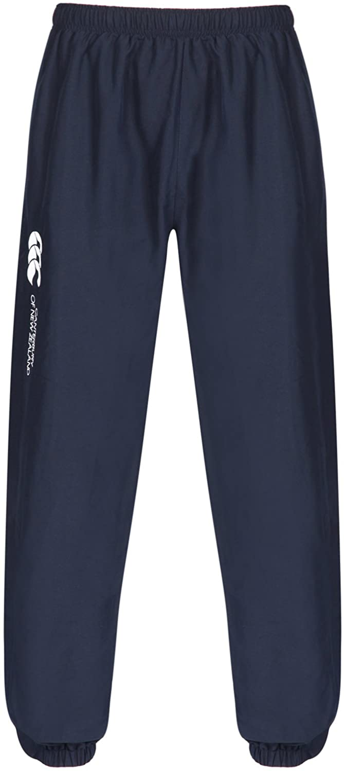 Canterbury Boys' Cuffed Stadium Pant, Black- Size 10