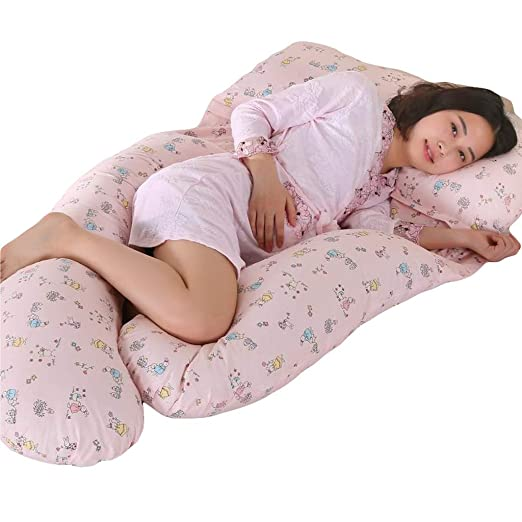 YFZT H1 Almohada de Maternidad de Lujo, Almohada de Embarazo ...