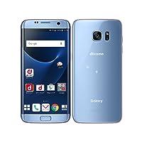 docomo Galaxy S7 edge SC-02H ブルー