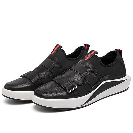 Sneakers casual nere per uomo Gaolixia Nueva Llegada En Línea Navegar En Línea Barato FuSWR
