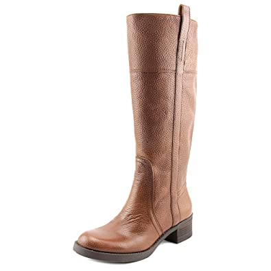 ea382d37400 Lucky Brand Hibiscus Women US 5.5 Brown Knee High Boot