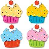 Carson Dellosa Cupcakes Mini Cut-Outs (120196)