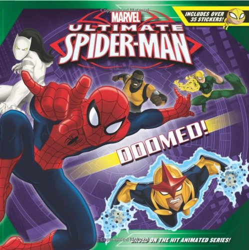 Ultimate Spider-Man #3: Doomed!: Includes Over 35 Stickers! PDF