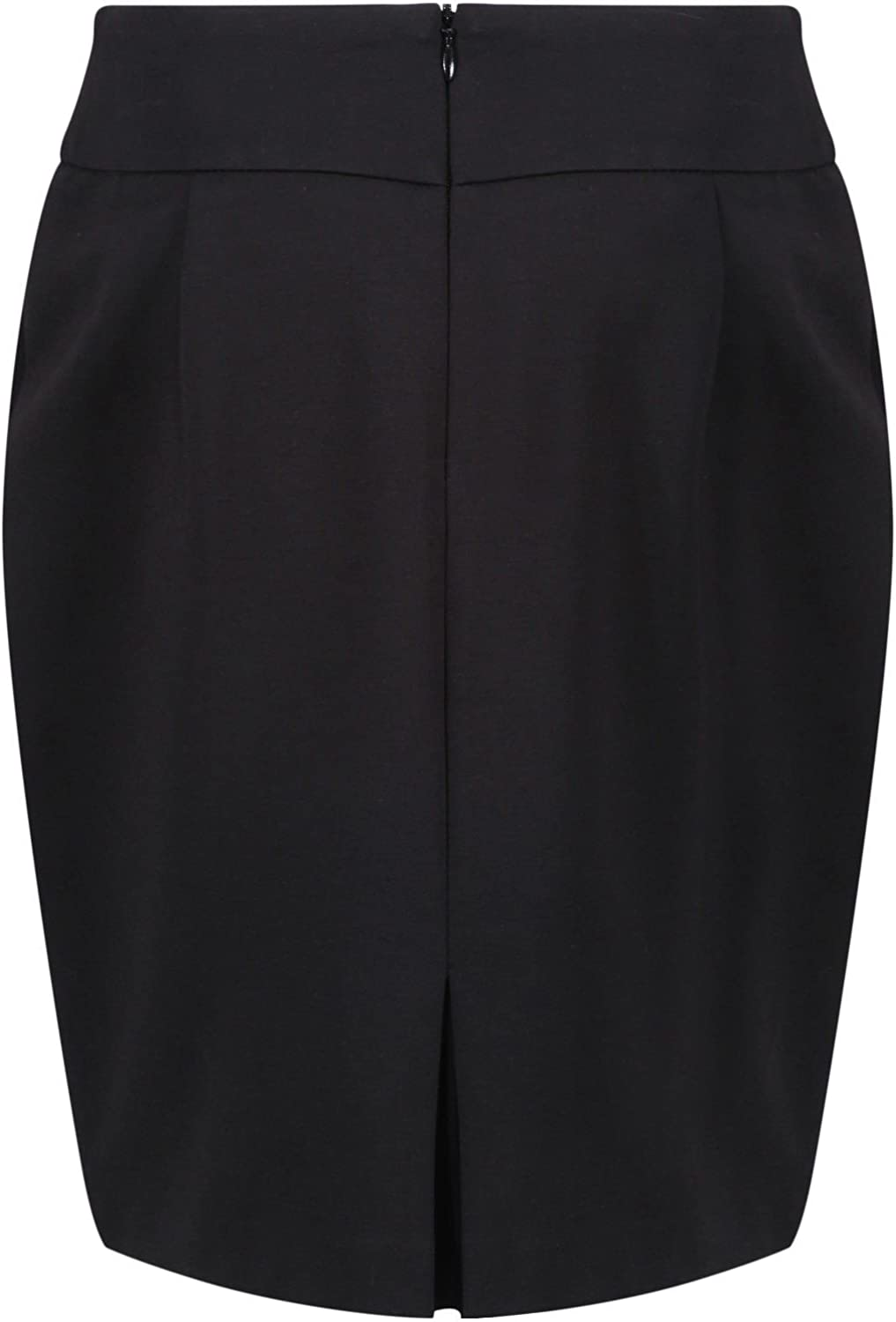Marks And Spencer School Fashion Skirt Black Age 14-15