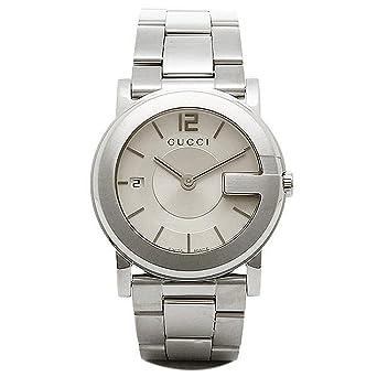 d7ba060c6690 Amazon | [グッチ] GUCCI 腕時計 グッチ Gラウンド YA101406 [並行輸入品 ...